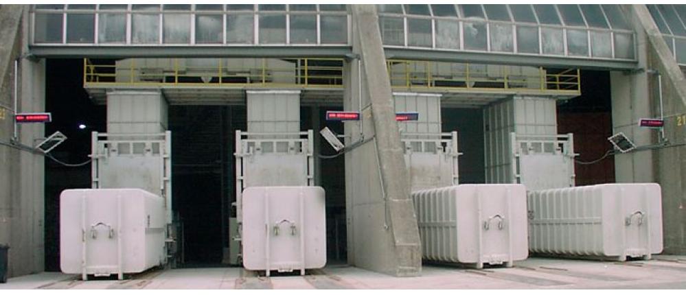 Мусороперегрузочные станции