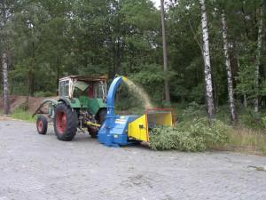 Измельчители древесины H8