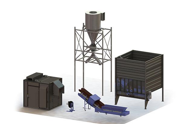 Дополниельное оборудование для производства
